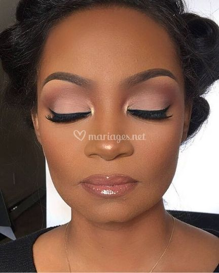 Maquillage teint mat