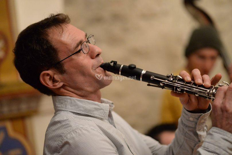 Nicolas (clarinette)