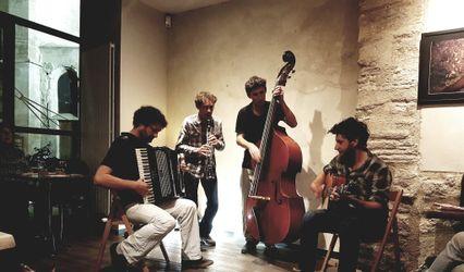 Quintet de pioche 1