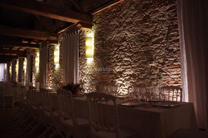 Éclairages murs
