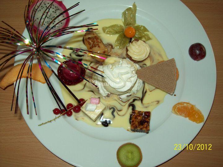 Dessert du chef