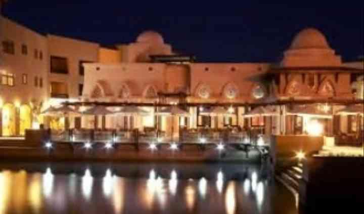 Crowne Plaza Sahara Oasis Port Ghalib