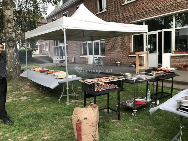 Mariage Barbecue