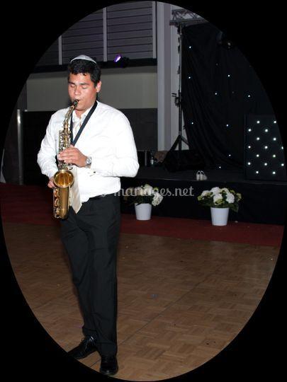 Saxo événementiel