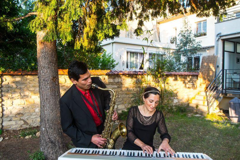 Anarosalda Piano Sax