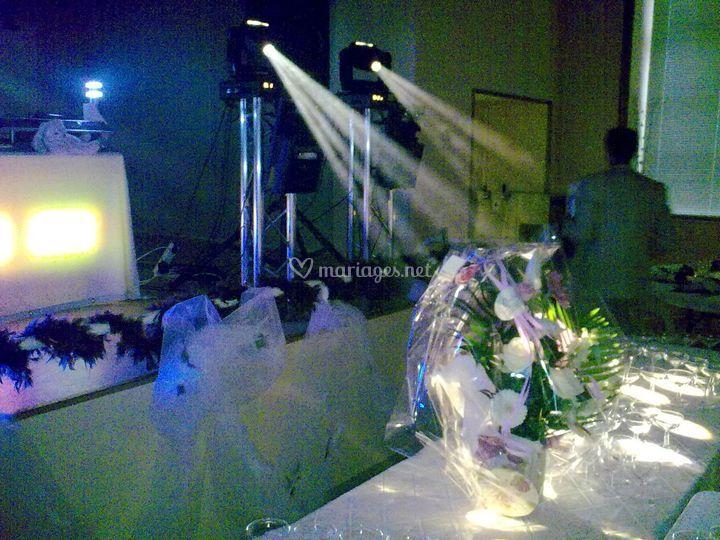 Son,  lumières et animation