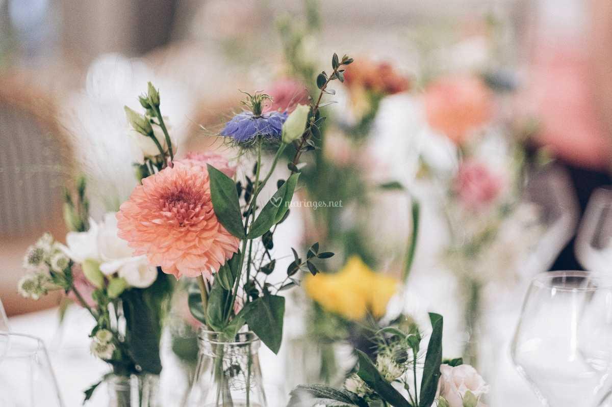 Centres De Table De Au Paradis Des Fleurs Photos