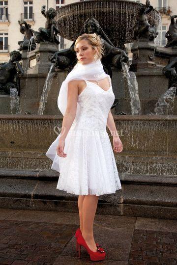Robe de mariée Elvezia