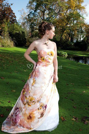 Robe de mariée Osuris
