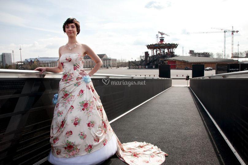 Robe de mariée Fiorellina