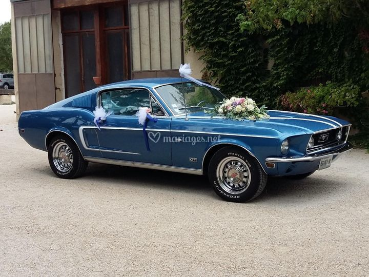 Mariages en Mustang