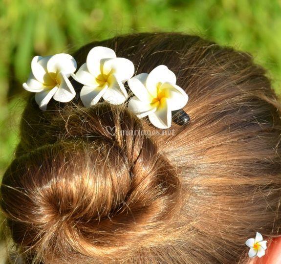 Fleurs 4cm