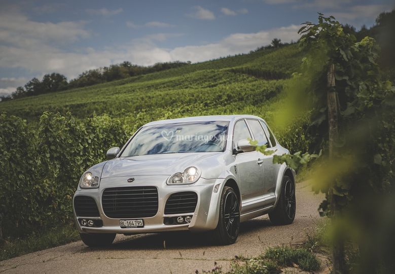 Porsche Cayenne Turbo Techart