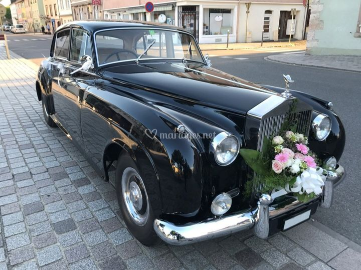 Rolls-Royce Silver Cloud 1958