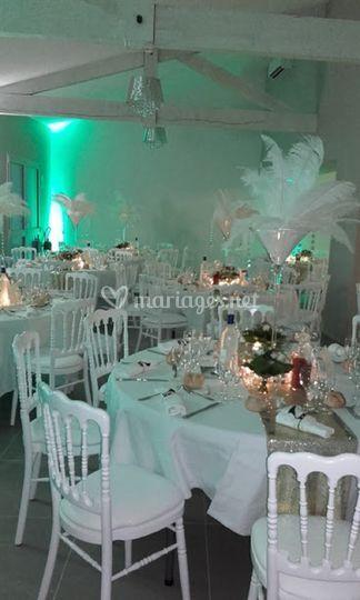"Salle ""jardin d'hiver"""