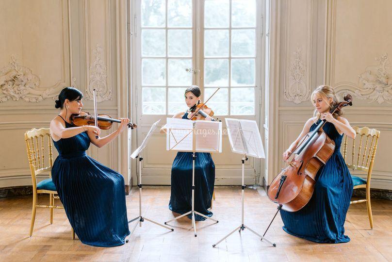 Ivana String Trio Chantilly