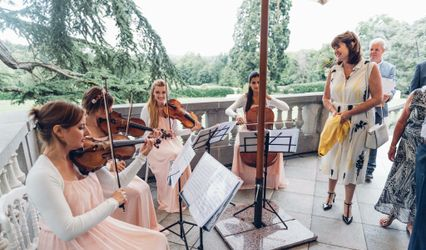 Ivana String Quartet 1