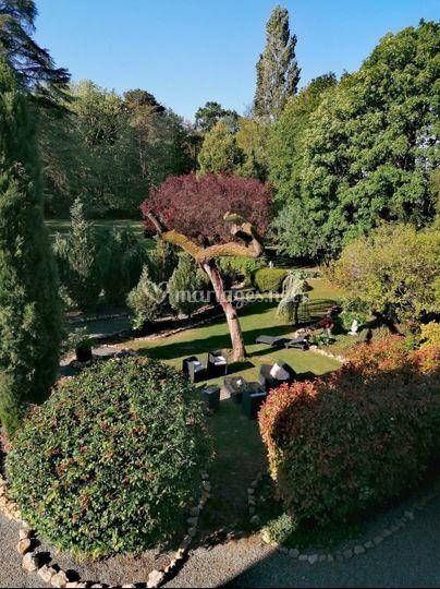 Parc du Chateau Belmar