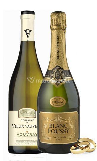 Blanc Foussy & Vouvray
