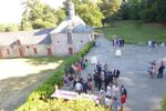 Mariage terrasse