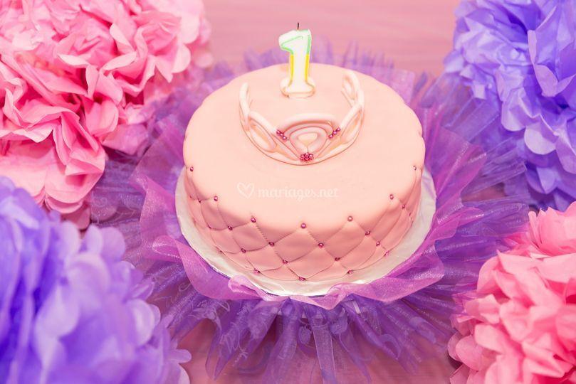 Gâteaux anniversaire