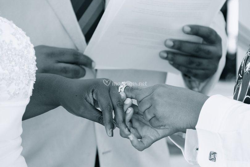 Ceremonie d'engagement