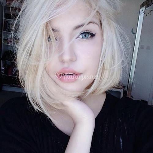 Des blonds