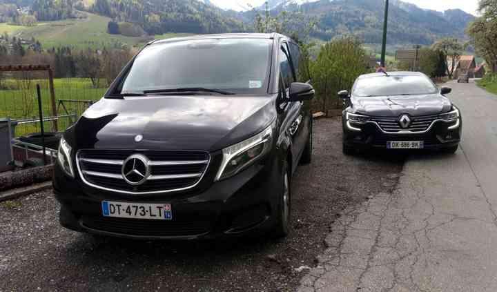Alp'Europe Chauffeur Privé