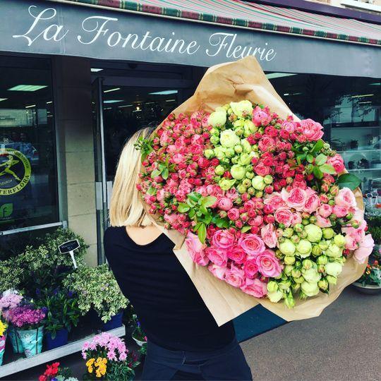 Roses d'île de france