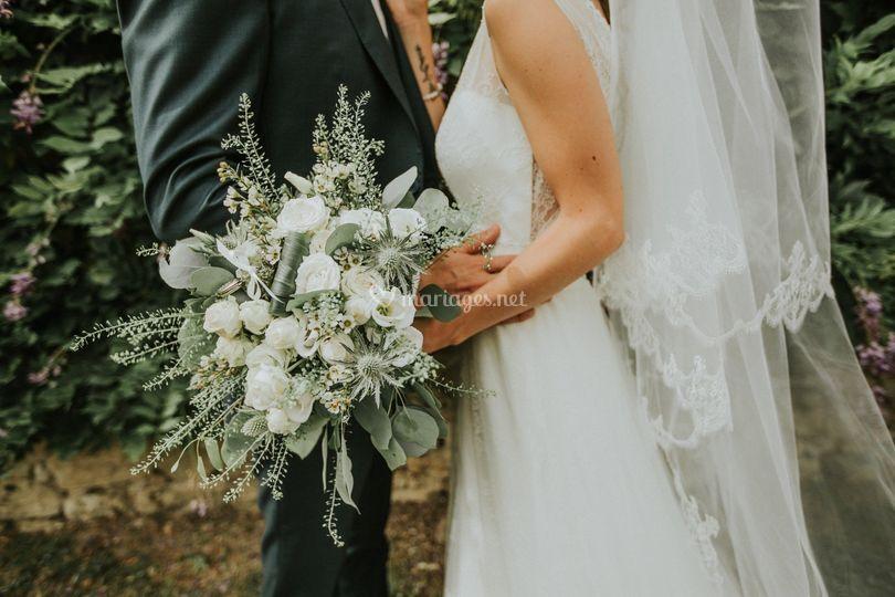 Mariage E&J - Bouquet