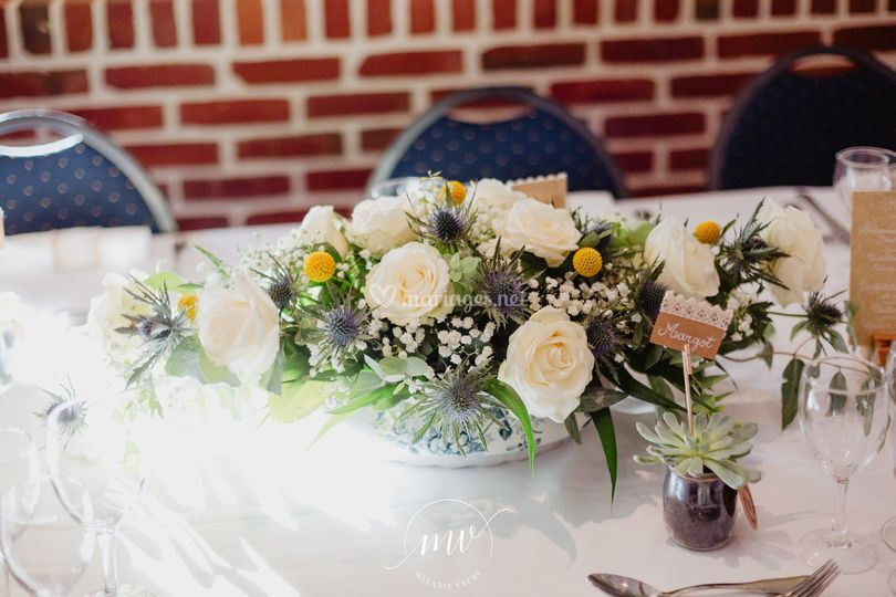 Mariage - Table d'honneur