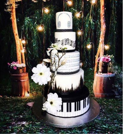 Gâteau DJ