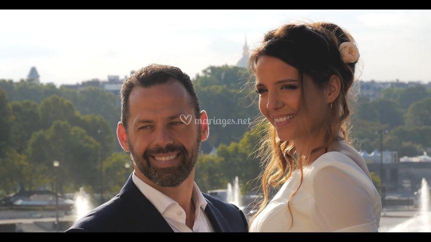 Anne Laure & Christophe