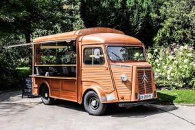 Vintage Beer Truck