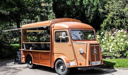 Vintage Beer Truck 1