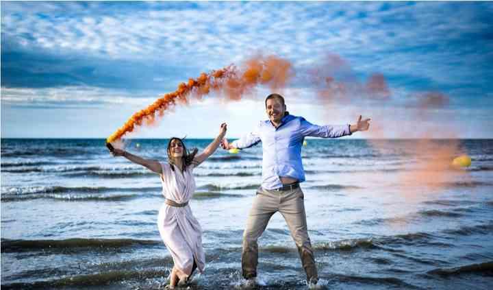 La mer jusqu'au mariage !