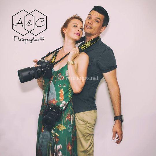 Vos deux photographes