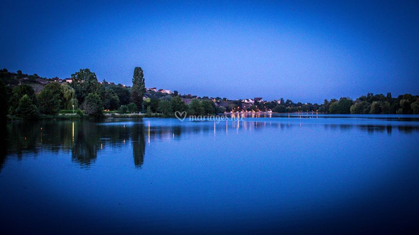 Vue imprenable sur le lac