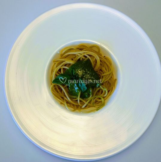 Pâtes recette sicilienne