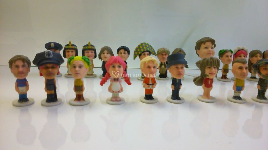 Mini-figurines