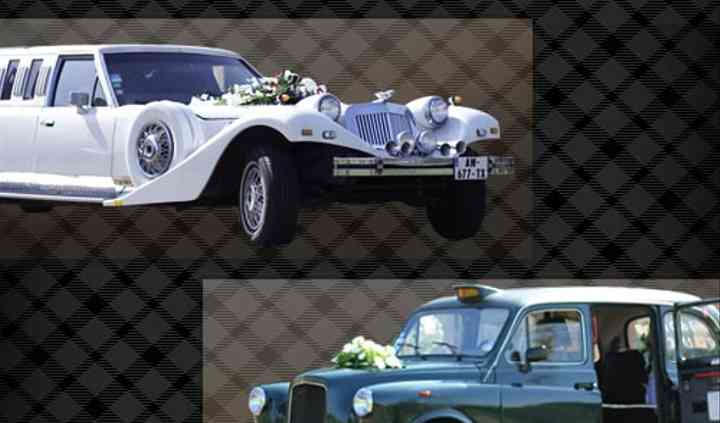 Excalibur et taxi anglais