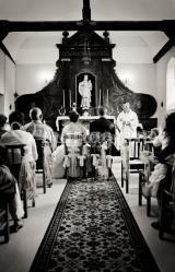 A l'église