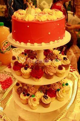 Cupcakes façon berko