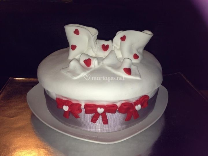 Base wedding cake