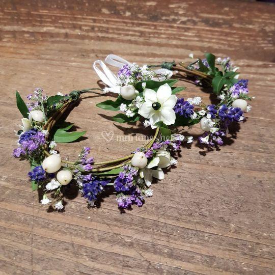 Bracelets fleuris