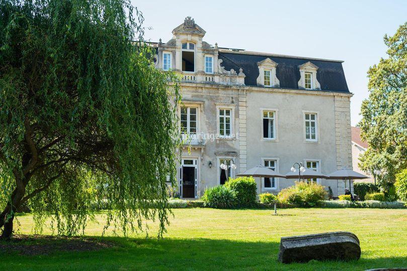 Château de Nantilly