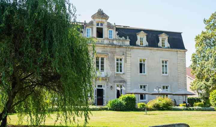Le Château de Nantilly