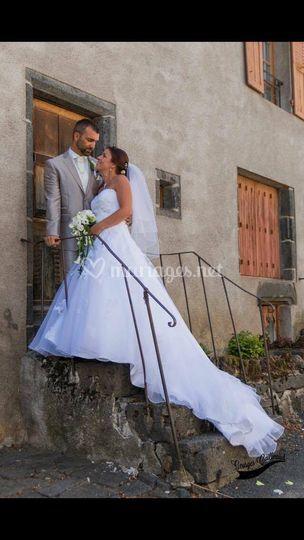 Mariage Céline et Mika