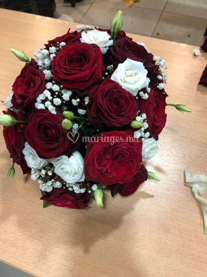 Petit bouquet centre de table