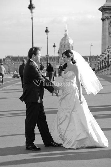 Paris mariés